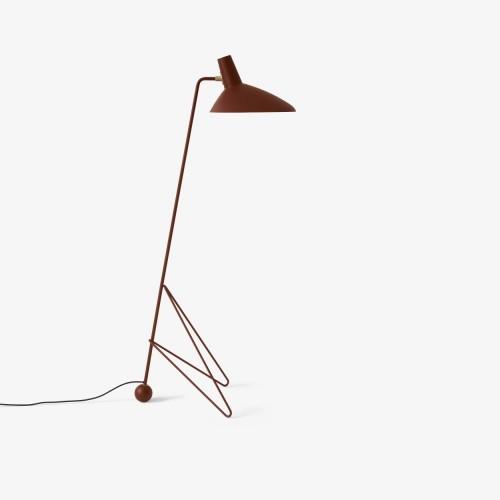 LAMPADAIRE TRIPOD HM8 - BORDEAUX