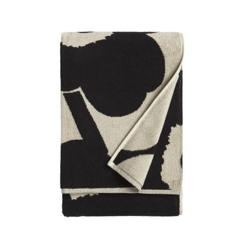 UNIKKO BATH TOWEL 70X150CM BLACK