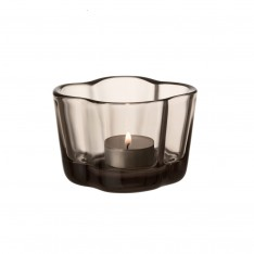 IITTALA AALTO CANDLE HOLDER 60MM LINEN