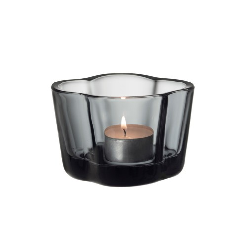 AALTO CANDLE HOLDER 60MM GREY