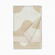 MARIMEKKO LOKKI GUEST TOWEL 30X50CM BEIGE