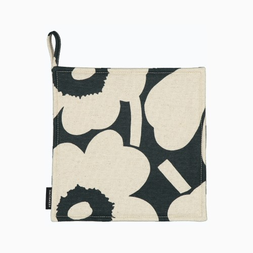 PIENI UNIKKO POT HOLDER DARK GREEN