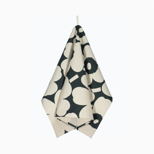 UNIKKO TEA TOWEL DARK GREEN