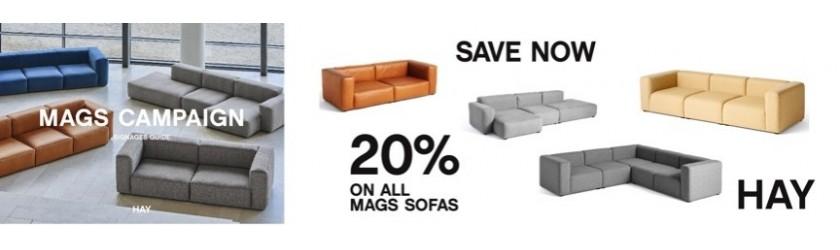 MAGS SOFA DEAL -20%